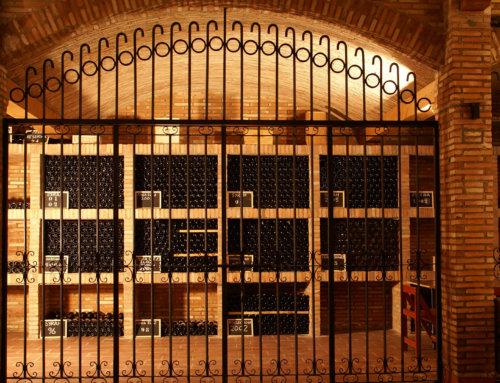 ¿Cómo guardar el vino en casa?