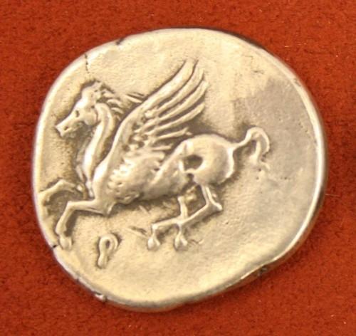 Moneda encontrada en Numancia